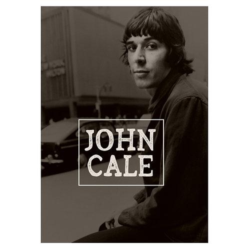 Camiseta John Cale