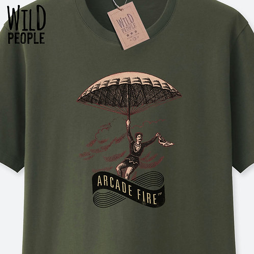 Camiseta Arcade Fire
