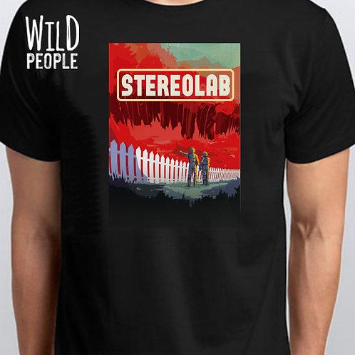 Camiseta Stereolab