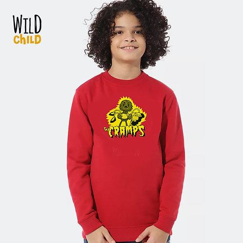 Moletom Infantil - The Cramps - Wild Child
