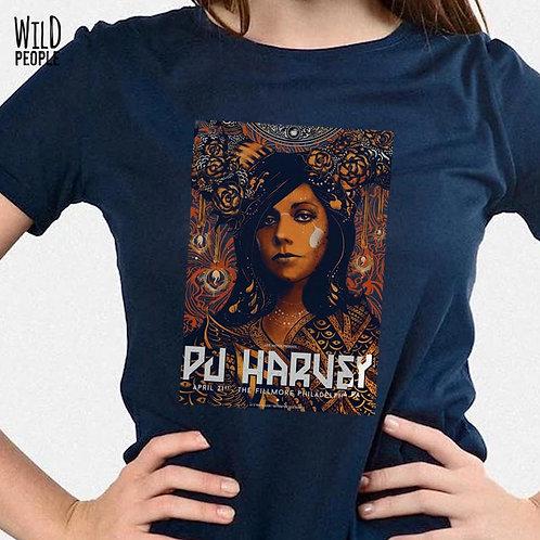 Camiseta PJ Harvey - Filmore