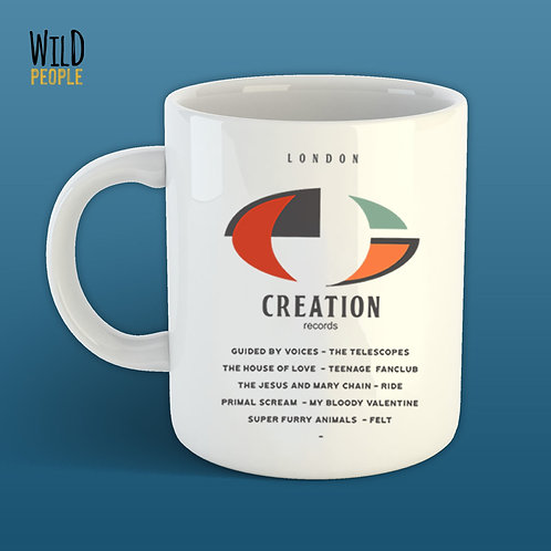 Caneca Creation Records