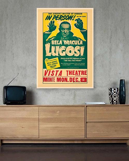 Poster Bela Lugosi