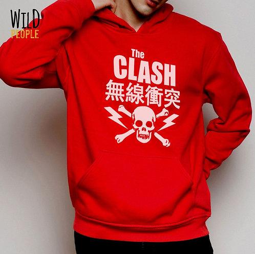 Moletom The Clash