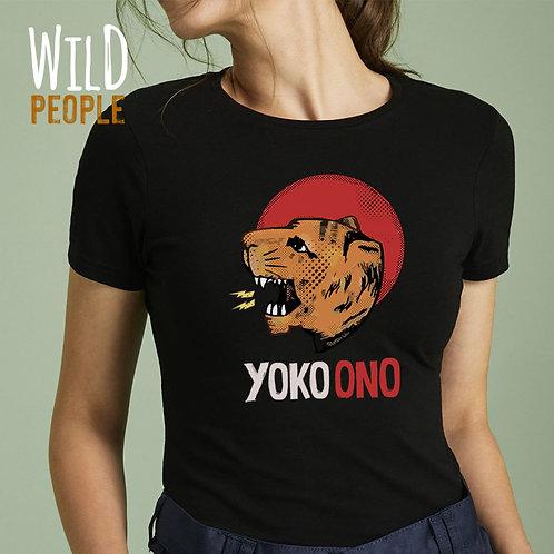 Camiseta Yoko Ono