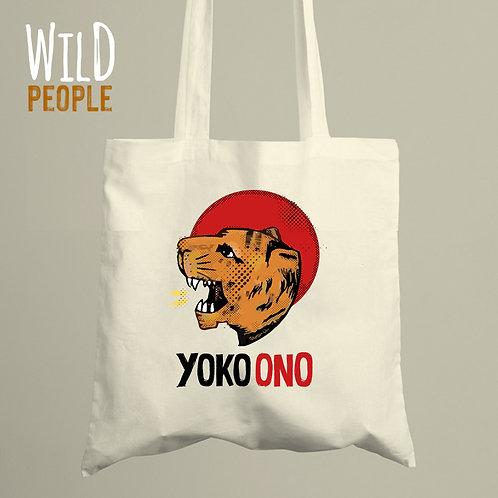 Ecobag Yoko Ono
