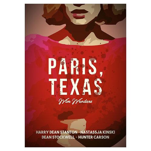 Camiseta Filme Paris Texas