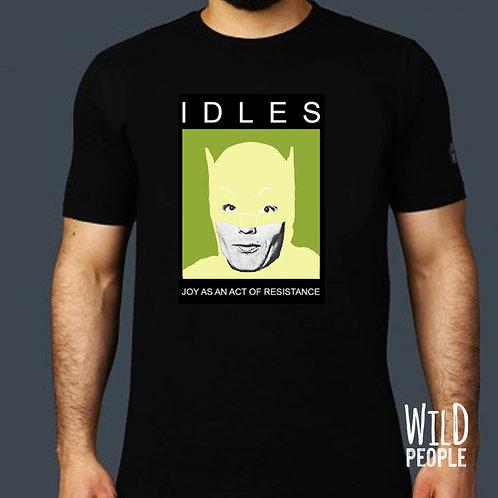 Camiseta Idles