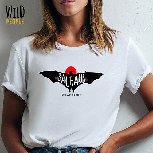 Camiseta Bauhaus - Bela Lugosi´s Dead