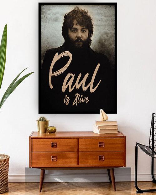 Poster Paul McCartney