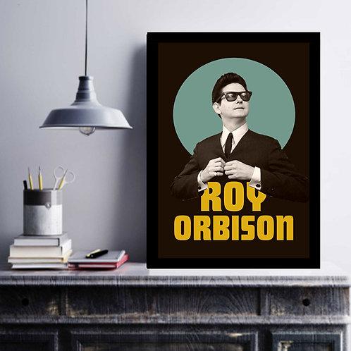 Quadro do Roy Orbison