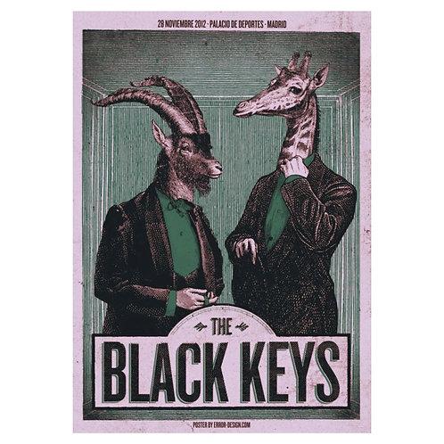 Camiseta Black Keys