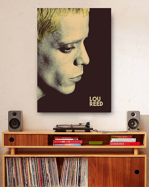 Poster Lou Reed