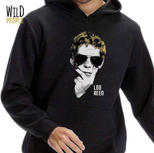 Moletom Lou Reed