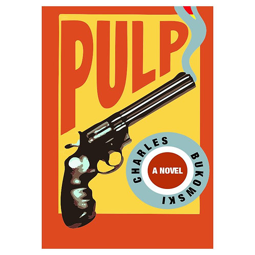 Camiseta Charles Bukowski - Pulp