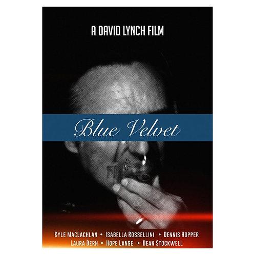 Camiseta Blue Velvet
