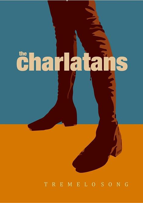 Camiseta The Charlatans