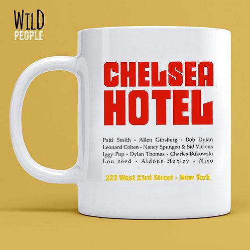 Caneca Chelsea Hotel - 300 ML