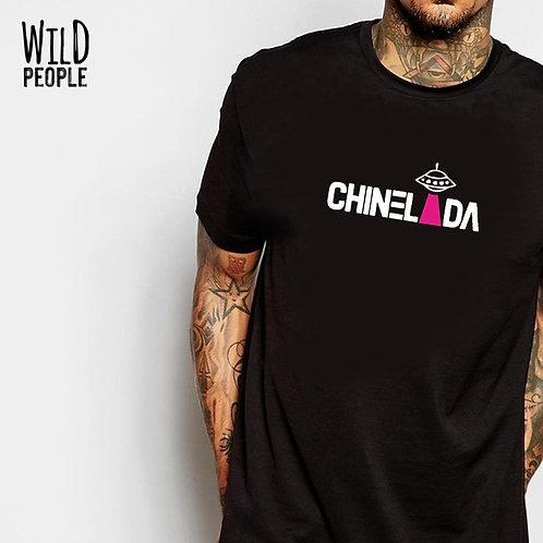 Camiseta Chinelada - Ovni