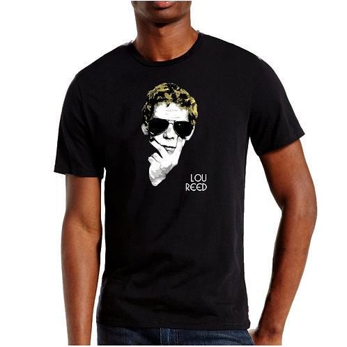 Camiseta Lou Reed