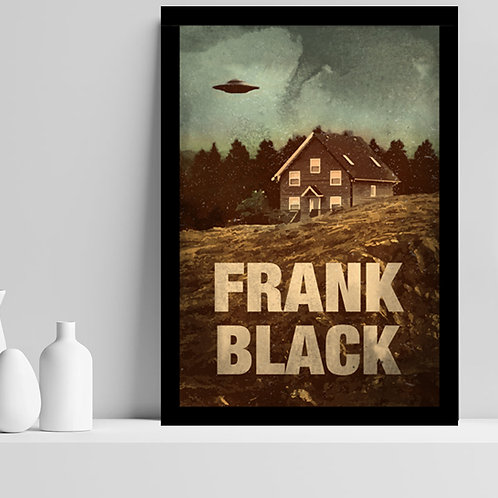 Quadro Frank Black