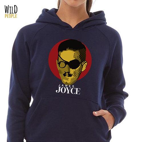 Moletom James Joyce