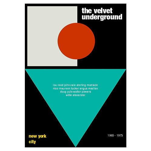Camiseta The Velvet Underground