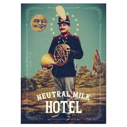Camiseta Neutral Milk Hotel