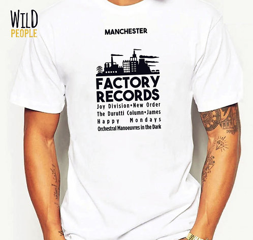 Camiseta Factory