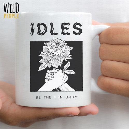 Caneca Idles - Porcelana 300 ML