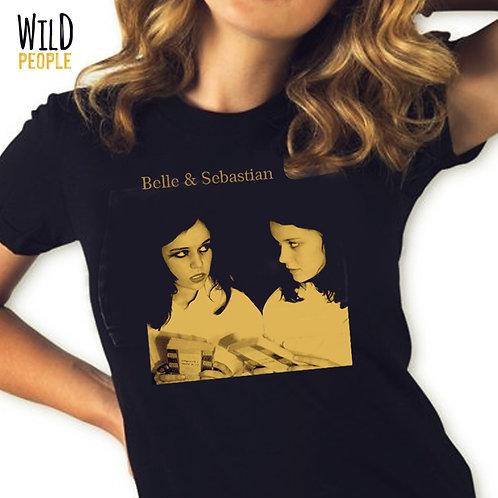 Camiseta Belle & Sebastian