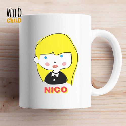 Caneca Infantil Nico - Wild Child