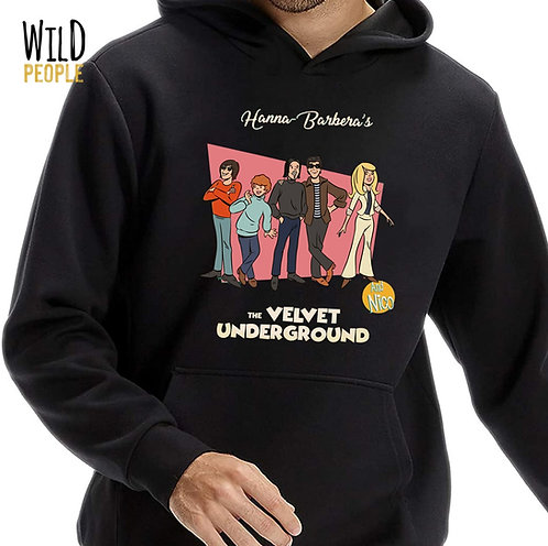 Moletom The Velvet Underground - Hanna Barbera
