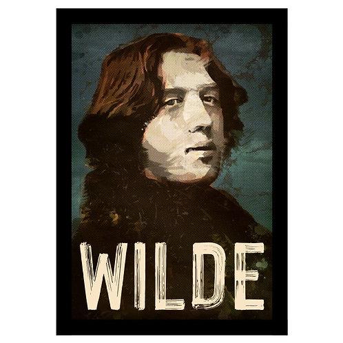 Quadro Oscar Wilde