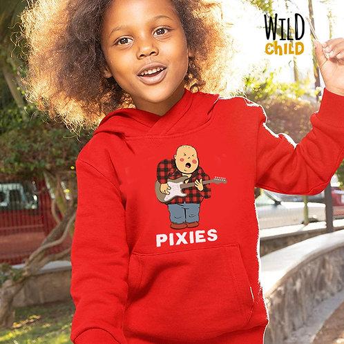 Moletom com Capuz Infantil - Pixies - Wild Child