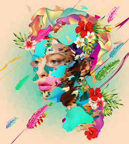 Adobe Flower by Alberto Seveso