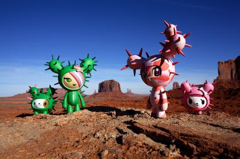 Cactus Friends by Tokidoki
