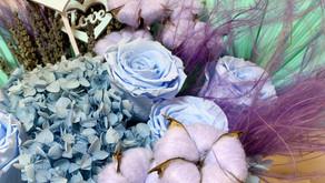 Стабилизированные цветы.