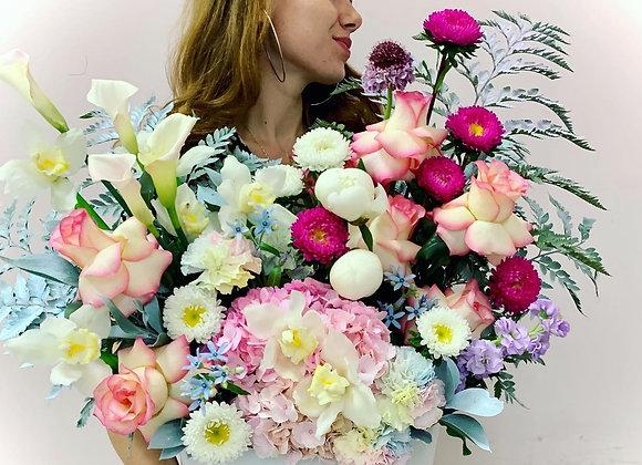 """Коробка цветов """"Премиум"""""""