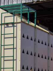 Mobidry Ladder and Platform