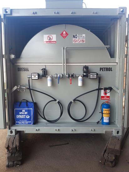 MOBIFUEL Dual-Fuel