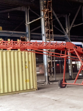 Delivery of Conveyor