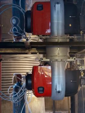 Burner for 500T Per Day Contidry Grain Dryer