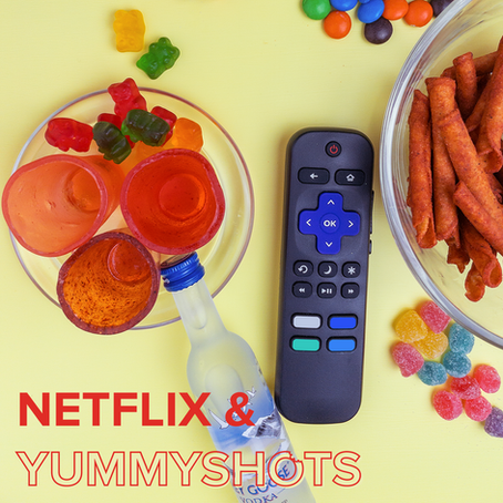 Vacaciones, tus series y Yummyshots