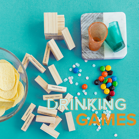Drinking Games con tus YummyShots