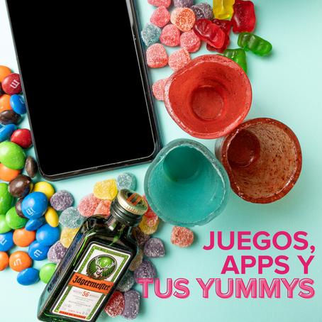 ¡Las mejores apps para jugar con tus YummyShots!