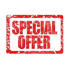 Specal Offer