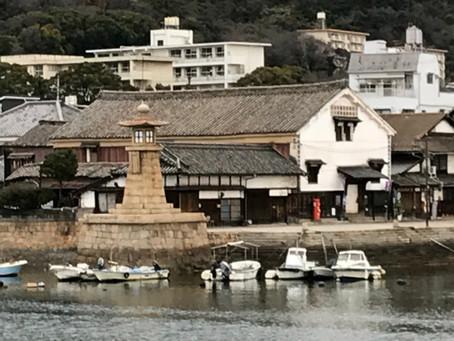 鞆の浦~走島へ