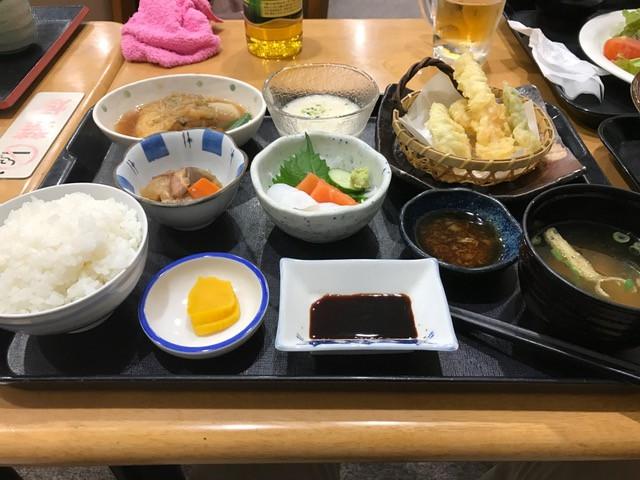ゆらら御膳730円(税込)