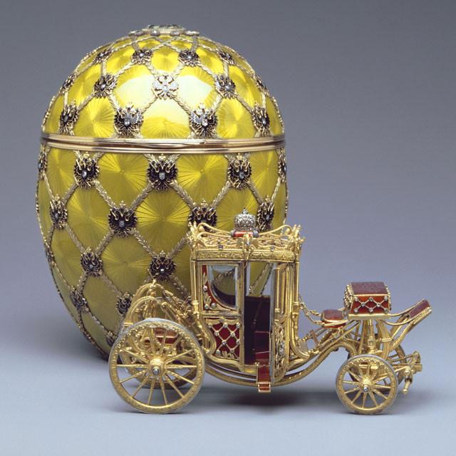 ONLINE - Fabergé Centenárium